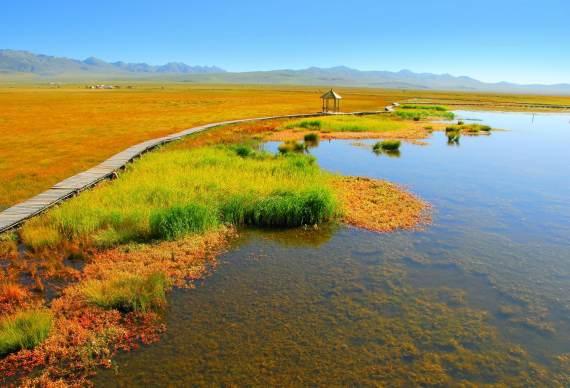 西南西北环线大穿越,川甘青新藏五省自驾穿越 新藏线大柴旦+敦煌+赛里木湖+阿里+珠峰摄影26日之旅