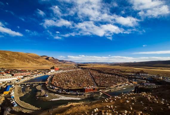 【藏谜至境】川西北317色达 亚青寺 德格 石渠藏文化巡礼10日之旅
