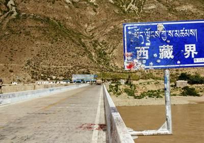 国道318金沙江大桥最新路况