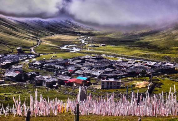 【行摄川西】达瓦更扎 莫斯卡 甲居藏寨 四姑娘山 丹巴中路藏寨4~12人4日之旅