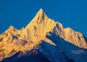 寻找遗世独立的卡瓦格博,梅里北坡神山深处最后的冰川秘境之地8日徒步之旅