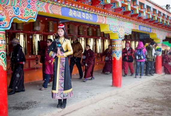【祈福色丹】色达 甲居藏寨 四姑娘山 丹巴精品小环线4~6人4日之旅