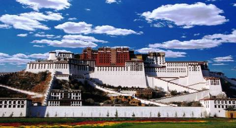 318川藏线