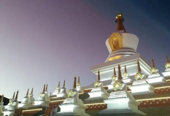 【新色毕棚】新都桥 毕棚沟 色达 塔公 卓克基官寨 米亚罗 甘堡藏寨精品小团5日之旅