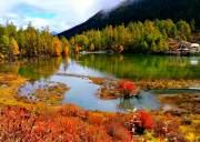 【玛嘉沟】川西秘境天堂,体验最原始的景色处女圣地3日之旅