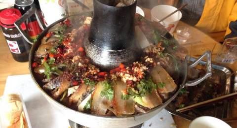 藏式土火锅