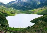 稻城亚丁景点之青蛙海