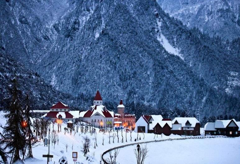 冬季到四川旅游哪里好?四川冬季旅游景点线路推荐!