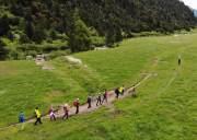 【横断秘地】众神家园雅拉雪山、党岭葫芦海徒步穿越8日之旅