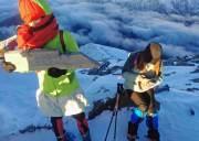 【蜀山连穿】贡嘎冷嘎措休闲徒步 四姑娘山大峰初级攀登8日之旅