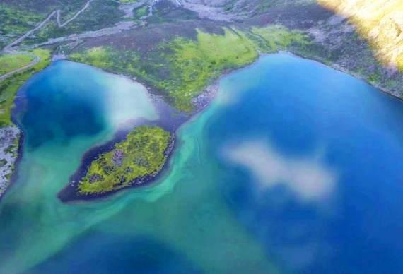 【秘境穿越】天人合一的莫斯卡 金川情人海12湖连穿8日之旅
