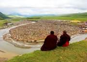 【佛色亚青】佛国色达 亚青寺 中路藏寨 四姑娘山 丹巴4~12人5日之旅