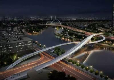 网红五岔子大桥在哪里?江滩公园好玩吗,五岔子大桥风景点怎么样?