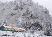 【甲尔猛措】上孟秘境甲尔猛措 夏天避暑 秋看彩林 冬赏冰瀑  白雪森林徒步 摄影1日之旅