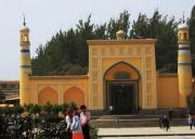 新疆艾提尕尔清真寺旅游攻略-自驾游路况-门票交通天气景点介绍