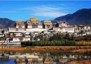 香格里拉噶丹·松赞林寺旅游攻略-自驾游路况-门票交通天气景点介绍